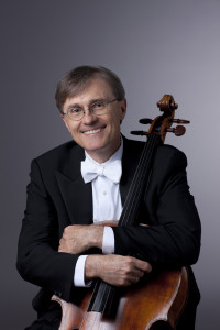 Chicago Symphony Orchestra Principal Cellist John Sharp