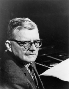 The extraordinary composer Dmitri Shostakovich celebrated at SummerFest, 2015